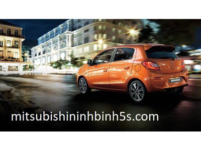 Mitsubishi Ninh Bình cập nhật giá xe MIRAGE
