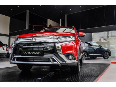 Mitsubishi Outlander 2.4 CVT Premium
