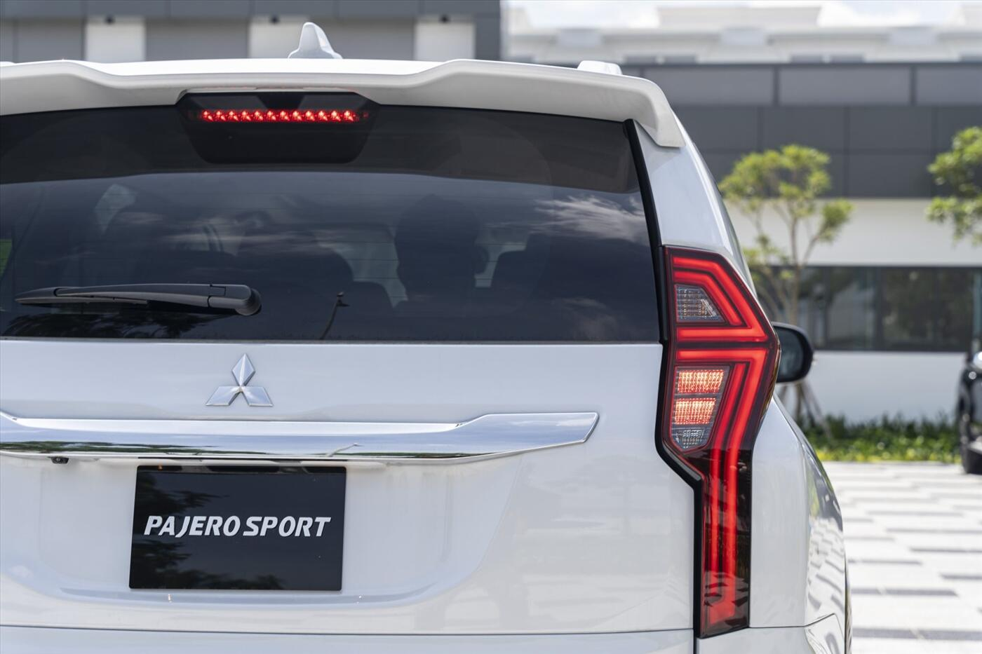New Mitsubishi Pajero Sport Dầu 4x2 AT