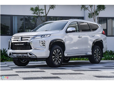 Mitsubishi Pajero Sport 2020 chính thức ra mắt tại Mitsubishi Bình Thuận