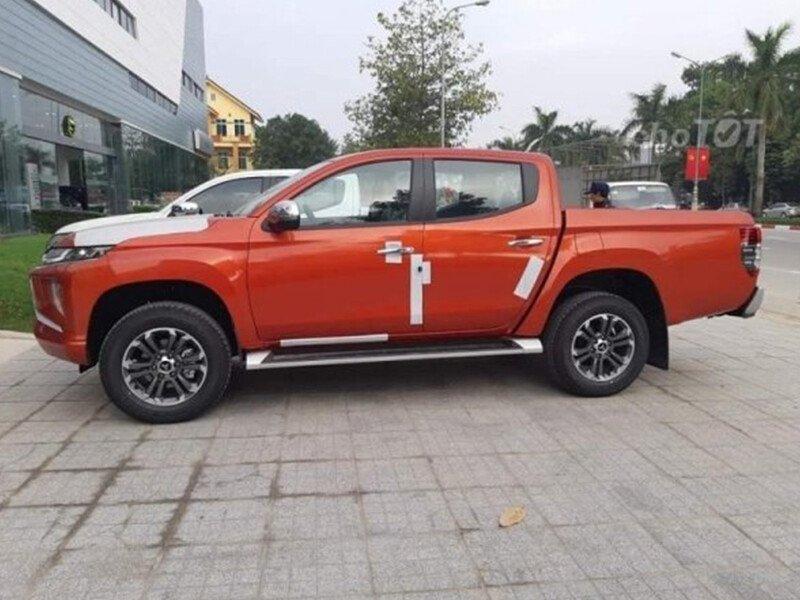Mitsubishi Triton 4x4 MT Mivec 2021