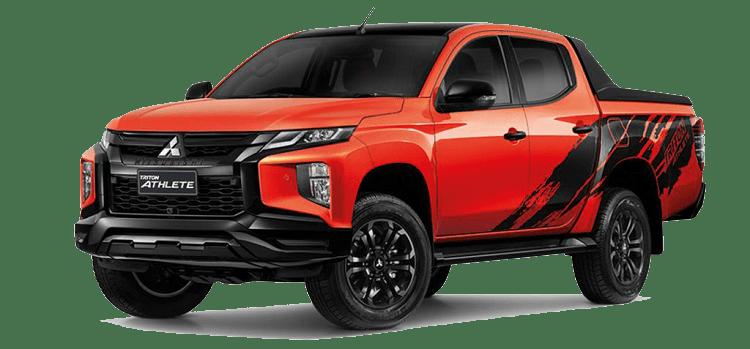 Giá xe Mitsubishi Triton mới nhất