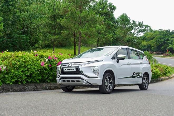 Mitsubishi Xpander khuyến mãi trong tháng 3 tới 30 triệu đồng