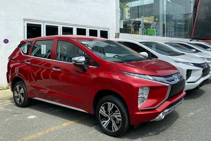 Mitsubishi Xpander là mẫu xe bán chạy nhất phân khúc MPV 7 chỗ
