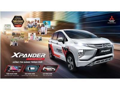 Mitsubishi Xpander bản Limited ra mắt tại Việt Nam: Thêm trang bị giá không đổi 630 triệu