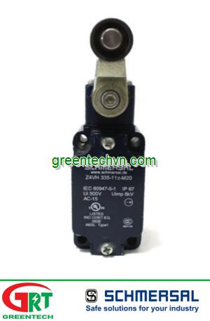 Schmersal Z4V7H 335-11Z-M20-RMS | Cảm biến hành trình Schmersal Z4V7H 33-11Z-M20-RMS | Limit Sensor Schmersal Z4V7H 33-11Z-M20-RMS