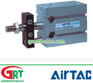 Pneumatic cylinder / double-acting / with guided piston rod| MK series | Airtac Vietnam | Khí nén