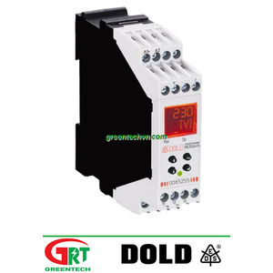 MK 7830N | Dold | Rơ le thời gian MK 7830N | Electronic time relay MK 7830N | Dold Vietnam