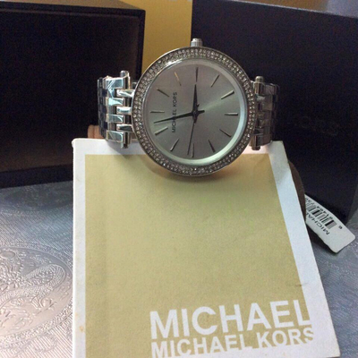 Đồng hồ nữ Michael Kors Darci Stainless Steel MK3190