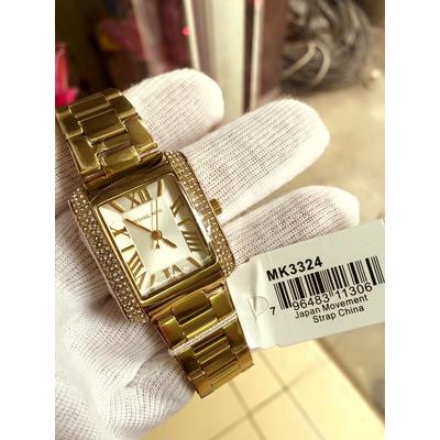 Michael Kors Women's Emery MK3324 Gold
