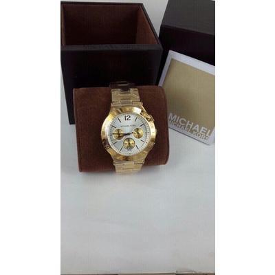 Đồng hồ nữ Michael kors Wyatt Chronograph Gold-Tone MK5933 40mm