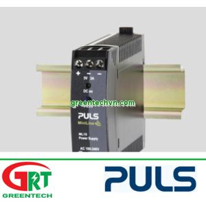 ML15.051 | Puls | Bộ nguồn gắn Din rail 1 pha 5V, 3A | Puls Vietnam