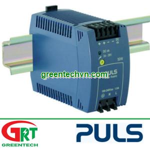 Bộ nguồn Puls ML50.102 | AC/DC power supply ML50.10 |Puls Vietnam | Đại lý nguồn Puls tại Việt Nam