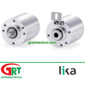 MM36, MMC36 | Lika MM36, MMC36 | Multi-turn rotary encoder / absolute / magnetic / blind-shaft