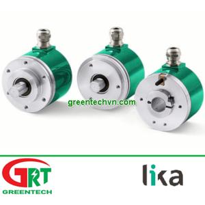 MM58, MM58S, MMC58 | Lika | Bộ mã hóa vòng xoay | Multi-turn rotary encoder / absolute /hollow-shaft