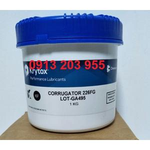 Mỡ chuyên dùng Krytox CORRUGATOR 226FG