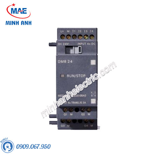 Module Logo DM8 24 4 DI/4 DO-6ED1055-1CB00-0BA0
