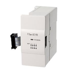Mô Đun Mở Rộng FX2N-8EYR-ES/UL