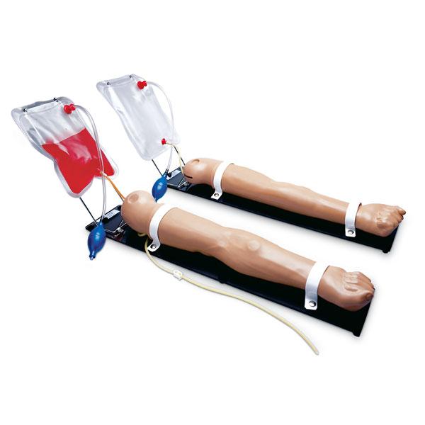 Mô hình cánh tay tiêm truyền đa chức năng