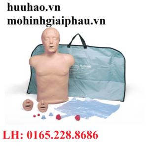 Mô hình cấp cứu bán thân CPR