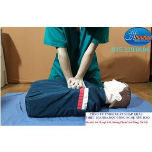 Mô hình cấp cứu ngừng tuần hoàn nửa người cơ bản ( nửa thân trên)