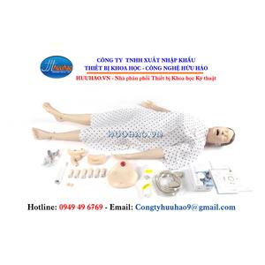 Mô hình chăm sóc điều dưỡng đa năng Laerdal