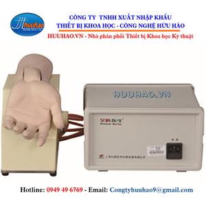 Mô hình chọc dò điện tử động mạch bàn tay