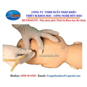 Mô hình chọc dò thắt lưng trẻ sơ sinh