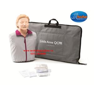 MÔ HÌNH CPR ÉP TIM NGƯỜI LỚN BÁN THÂN QCPR, LITTLE ANNE QCPR
