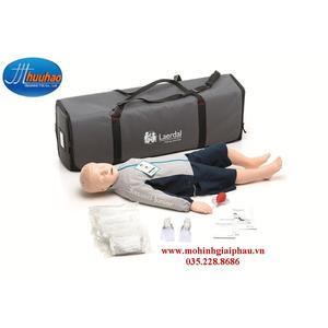 MÔ HÌNH CPR ÉP TIM TRẺ EM QCPR, LITTLE JUNIOR QCPR