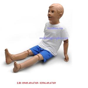 Mô hình điều dưỡng trẻ em đa năng 5 tuổi