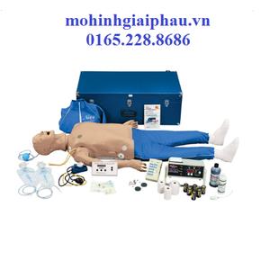 Mô hình hồi sức cấp cứu ngừng tuần hoàn tiên tiến