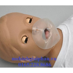 Mô hình hồi sức cấp cứu trẻ 1 tuổi S114