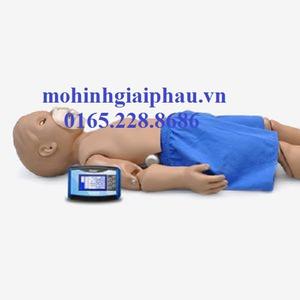 Mô hình hồi sức cấp cứu trẻ 5 tuổi S154