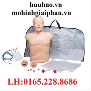 Mô hình hồi sức cấp cứu với thiết bị điện tử