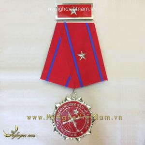 Mô hình huân chương bảo vệ tổ quốc hạng nhất nhì ba
