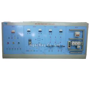 Mô hình mạch máy sản xuất