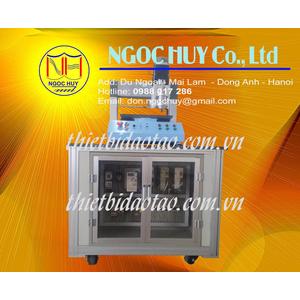 Mô hình máy phay CNC
