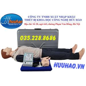 Mô hình người để thực hành ép tim thổi ngạt 170cm CPR 280