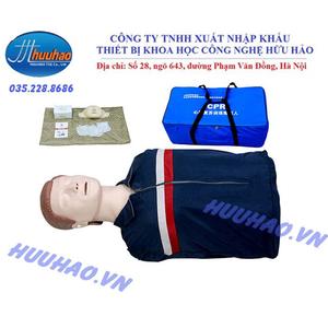 Mô hình nửa người để ép tim thổi ngạt CPR 100
