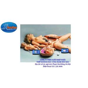 Mô hình sản khoa cao cấp với trẻ sơ sinh