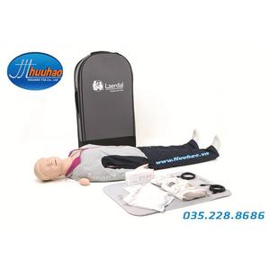 Mô hình thực hành cấp cứu ngưng tuần hoàn Laerdal