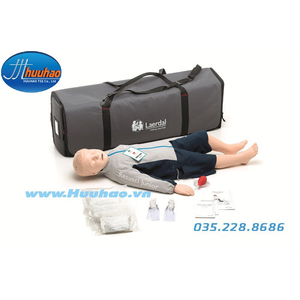 Mô hình thực hành cấp cứu ngưng tuần hoàn trẻ em Laerdal