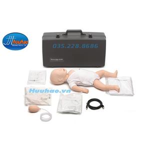 Mô hình thực hành cấp cứu ngưng tuần hoàn trẻ sơ sinh Laerdal