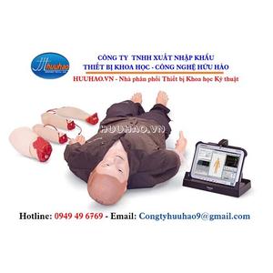 Mô hình thực hành chăm sóc bệnh nhân Simman 3G