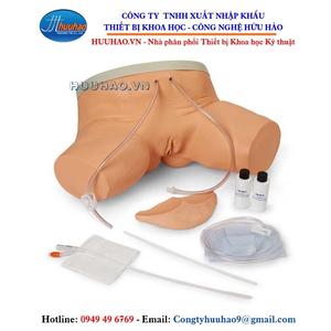Mô hình thực hành đặt thông tiểu và thụt tháo nữ giới