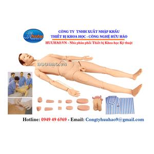 Mô hình thực hành điều dưỡng cơ bản