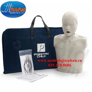 Mô hình thực hành kỹ năng CPR – AED trên trẻ em không kiểm soát điện tử