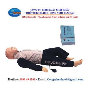 Mô hình thực hành sơ cấp cứu