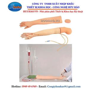 Mô hình tiêm truyền tĩnh mạch